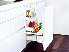 Built Under Refrigeration
