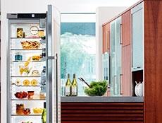 Upright Larder Refrigeration