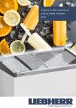Liebherr Ice-Cream Range 2016