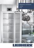 Refrigeration and freezers Horeca